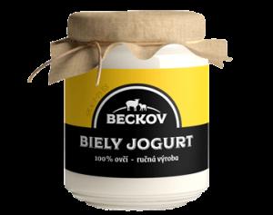 100% ovci jogurt Salas Beckov
